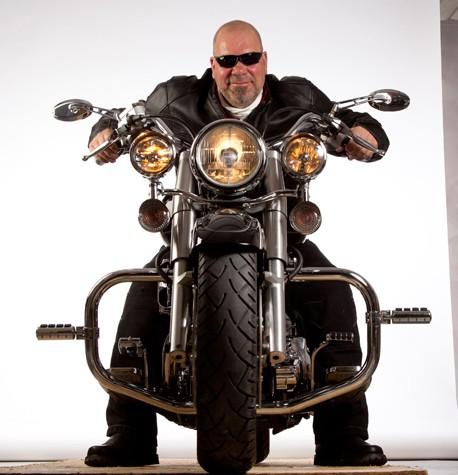 120908 Pojkdröm blev både Harley-Davidson och Yamaha 1
